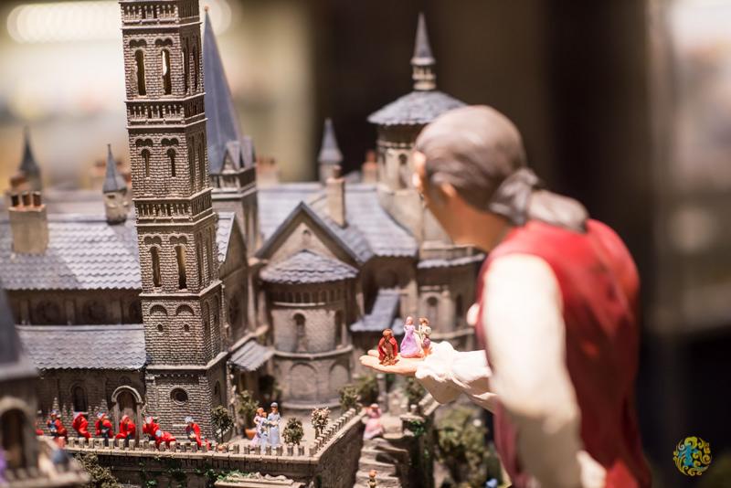 台北景點推薦》袖珍博物館 – 超精緻的小人世界
